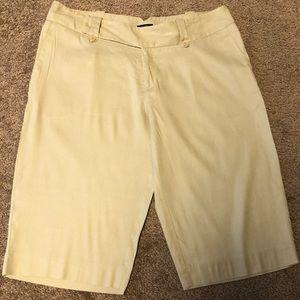 Mossimo Khaki Bermuda Shorts